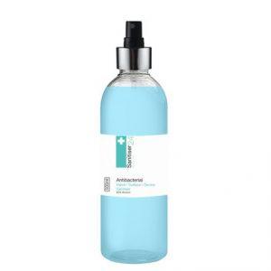 Hand Sanitiser Mist Spray Clear 85% 500ml